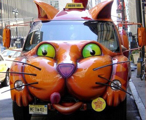 Кот-авто